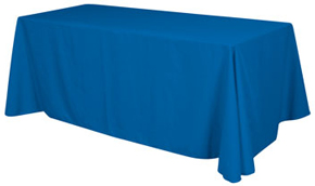 Ordinaire Blank Unprinted Tablecloth For 6 Foot Long Tables