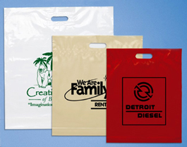 Custom Printed Bags for tradeshows and retail stores, Recycled ...