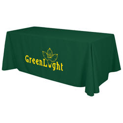 Rush Order Custom Printed Table Covers